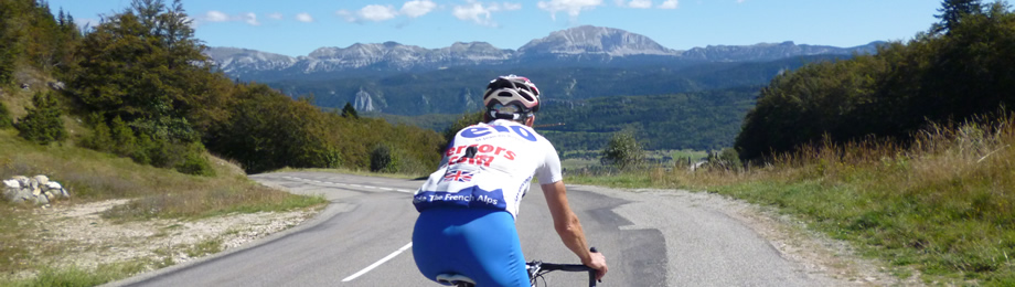 Velo Vercors Cycling Holidays